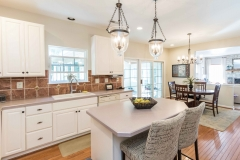 Neutral Kitchen Painting Conshohocken