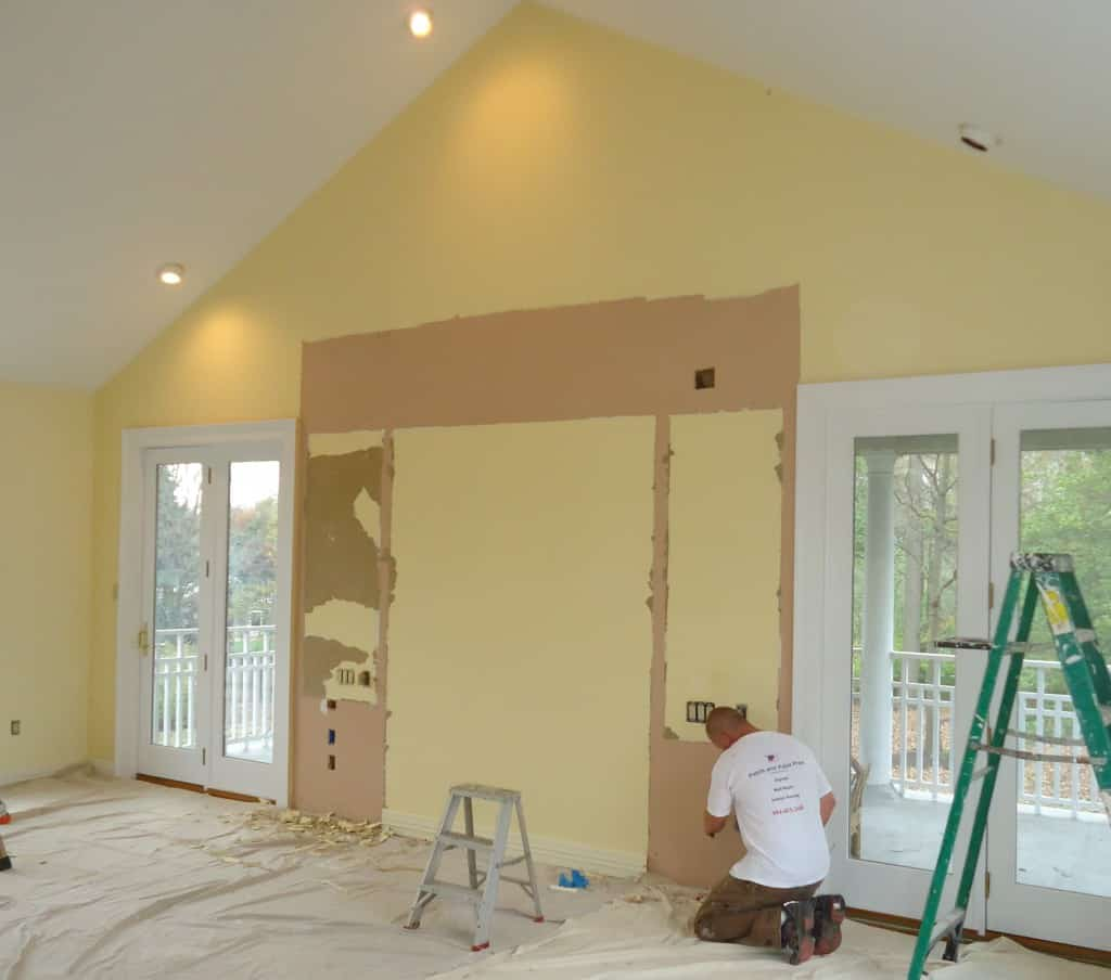 Drywall Repair Company Montgomery County
