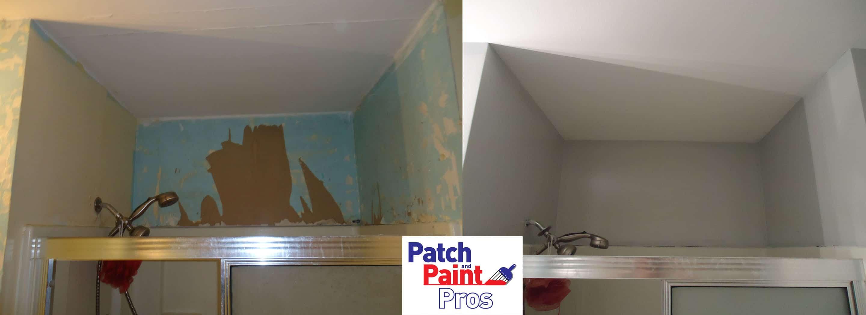 Drywall Repair Wallpaper Removal