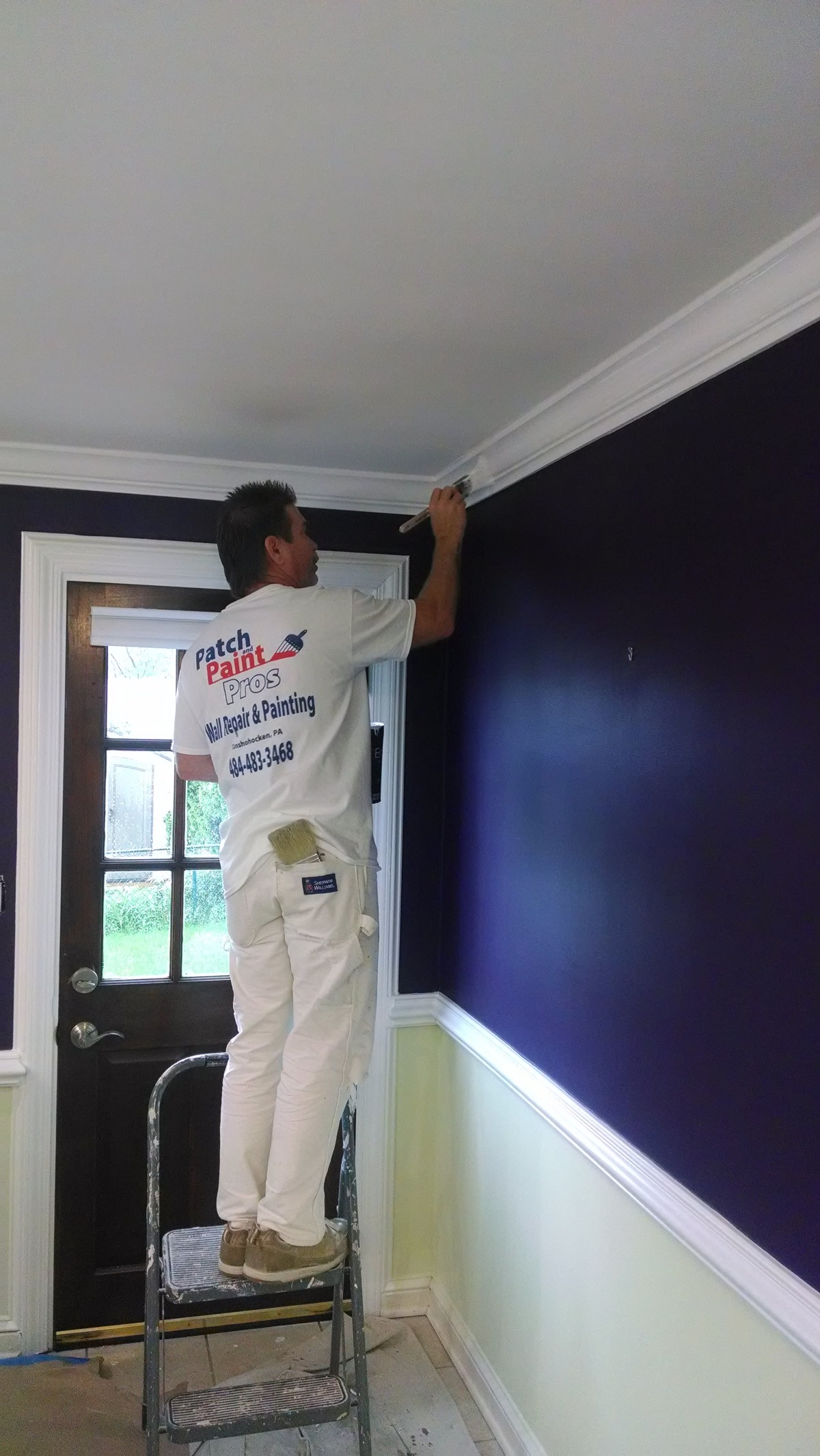 Interior Home Painting Company in Layfayette Hill