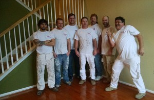Patch and Paint Pros Crew 2014 December