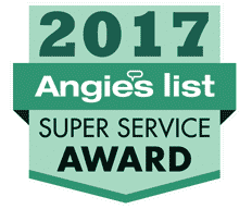 Angie's List Super Service Award - Wall & Ceiling Repair
