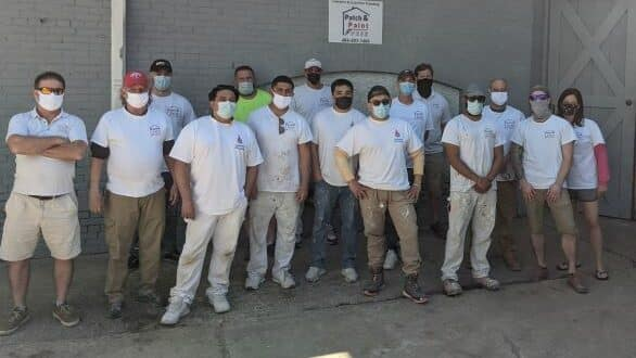Patch and Paint Pros Painting Company 2021